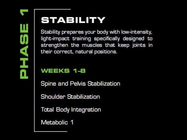 24 fit stability