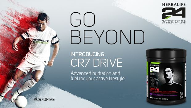 cr7 drive sports drink photo