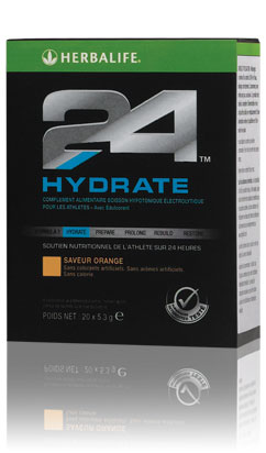 herbalife 24- hydration in sport